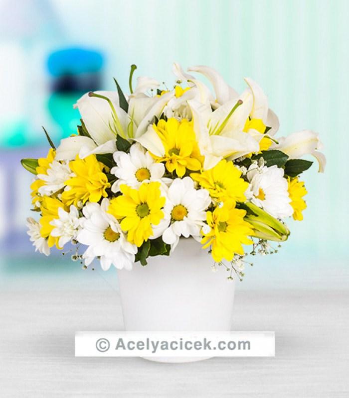 Çiçeğim Benim