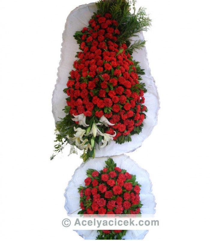 Çift Göbekli Süpar Ayaklı Çiçek