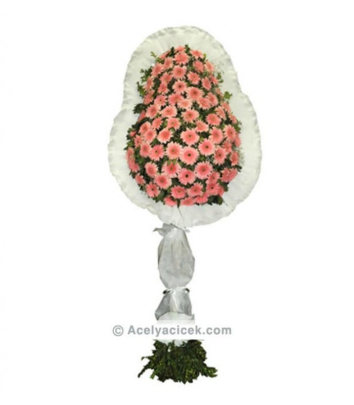 Pembe Düğün Çiçeği