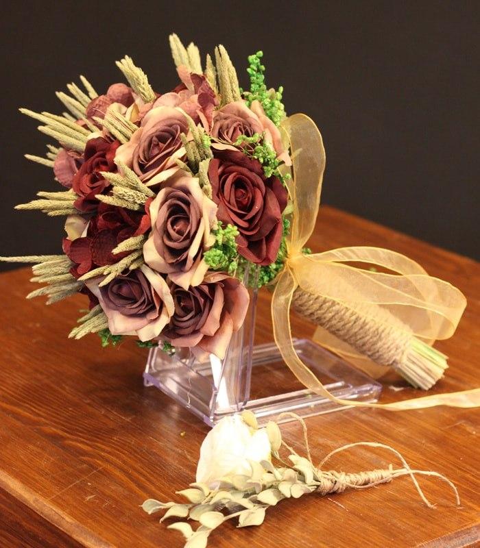 Antalya Gelin Çiçeği Buketi